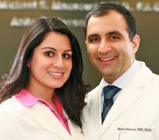Drs. Azita A. and Michael S. Mansouri