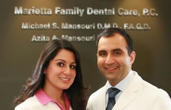 Drs. Azita A. and Michael S. Mansouri