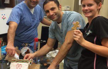 Dr. Michael & Mehrdad & Katie