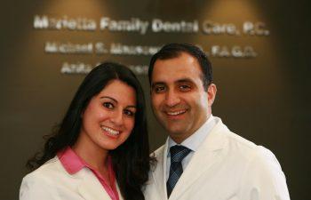 Drs. Azita and Michael Mansouri